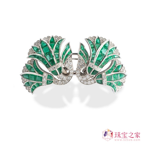 J-Jewellery经典珠宝带你重回新艺术时期