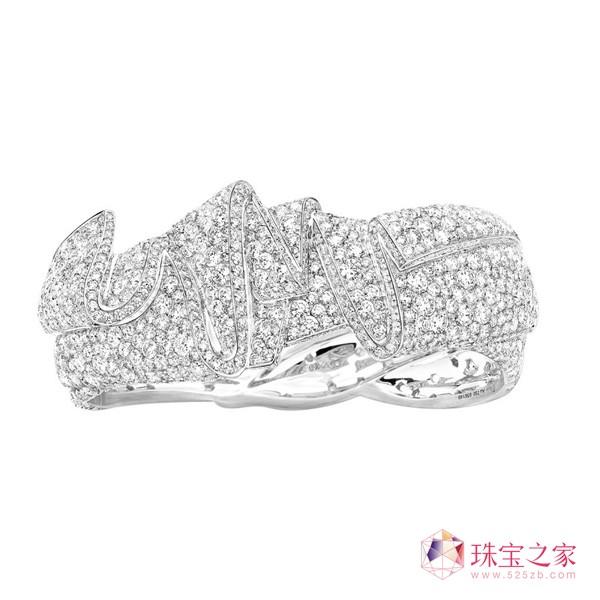 迪奥高级珠宝Archi Dior系列钻饰