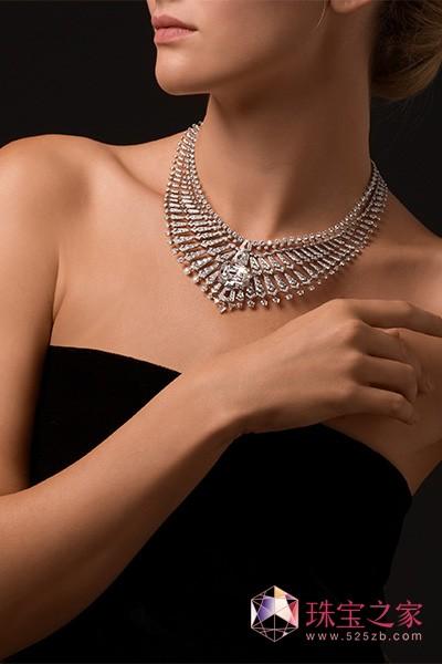 卡地亚tourdissant 高级珠宝系列新作