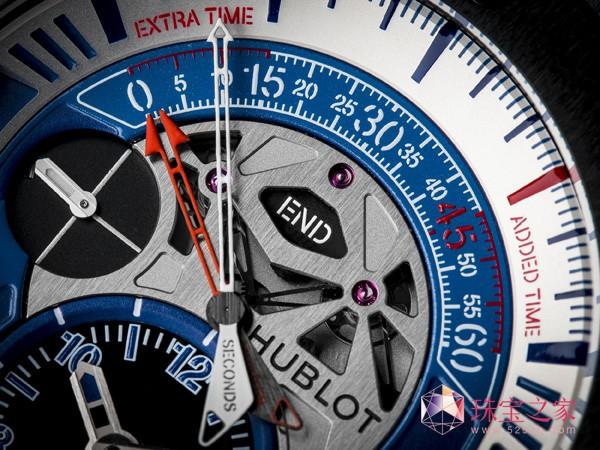 HUBLOT 宇舶表作为2016年欧洲杯官方计时