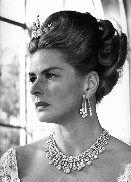 BVLGARI宝格丽罗马电影艺术展 从珠宝巨匠到缪斯女神