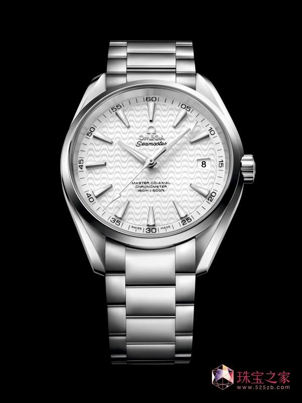 欧米茄发布全新腕表 庆祝里约奥运会即将开幕
