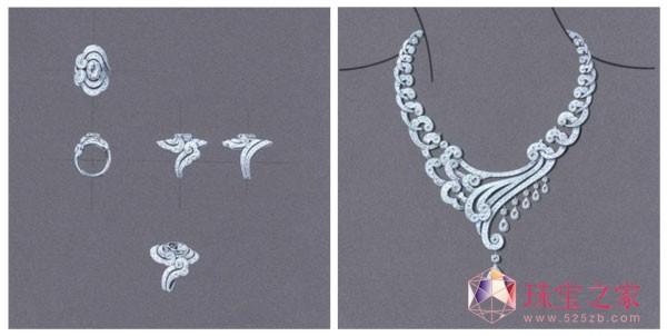 戴比尔斯倾情呈现全新SIROCCO系列高级珠宝