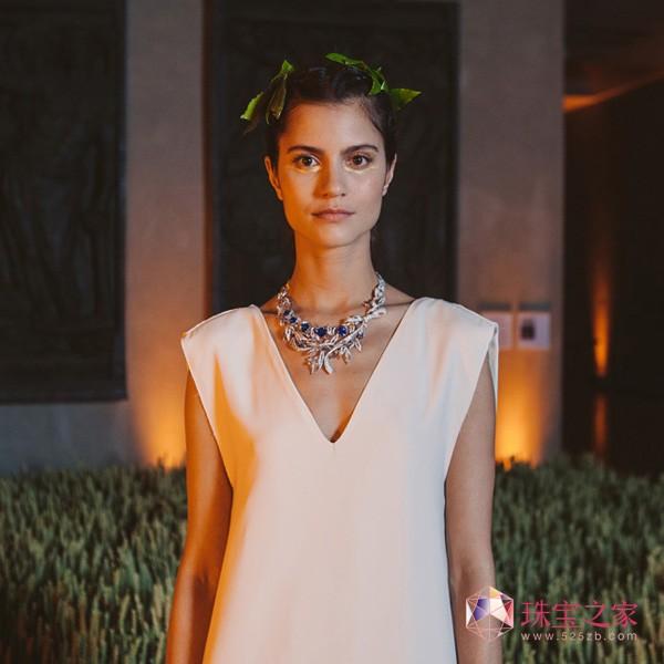 尚美巴黎发布La Nature de CHAUMET 高定珠宝