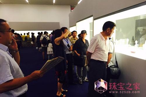 """华昌珠宝非遗""""错金银""""技艺首秀中国当代工艺美术双年展"""