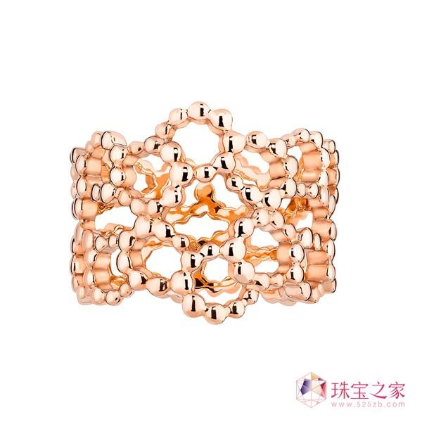 迪奥推出全新Archi Dior系列珠宝