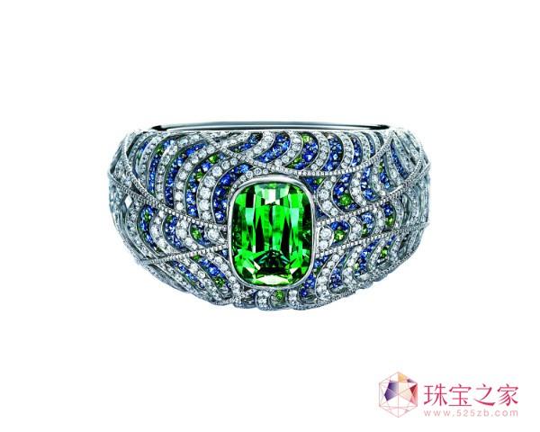 蒂芙尼盛大揭幕全新传世之作高级珠宝