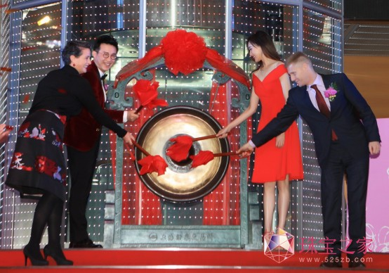 比利时首相米歇尔访华,接见通灵珠宝CEO沈东军