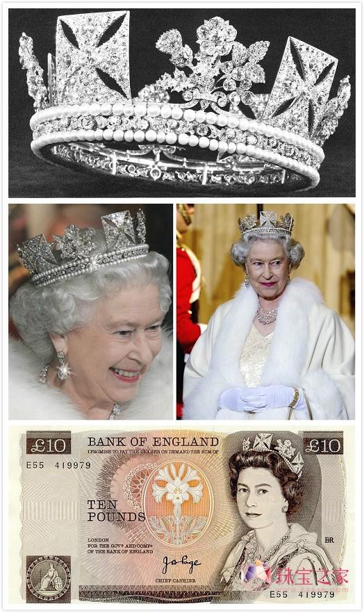 乔治四世王冠,全球十大传奇王冠 尊贵典范2.jpg