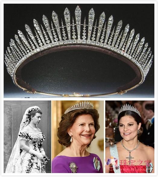 卢森堡大公夫人约瑟芬夏洛特在20世纪经常佩戴这顶王冠10.jpg