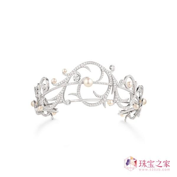 致敬永恒音乐:尚美巴黎全新「欢沁盛宴」高定珠宝