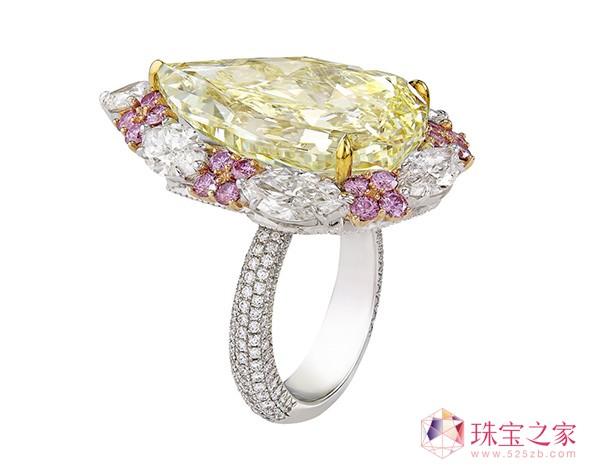 妮华莫迪将携高级珠宝华丽亮相巴黎古董双年展
