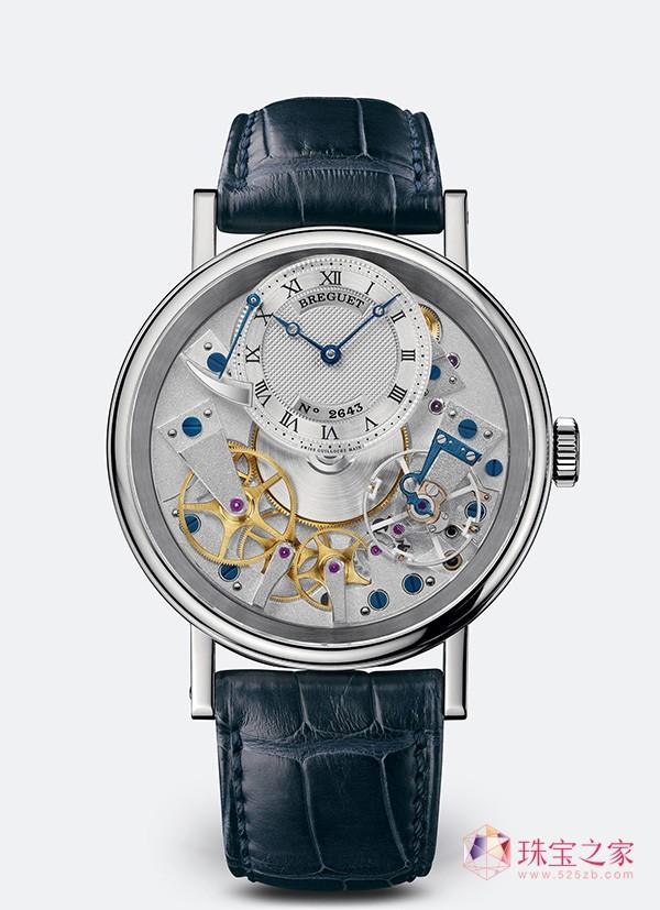 宝玑(Breguet)传世系列Tradition 7057腕表