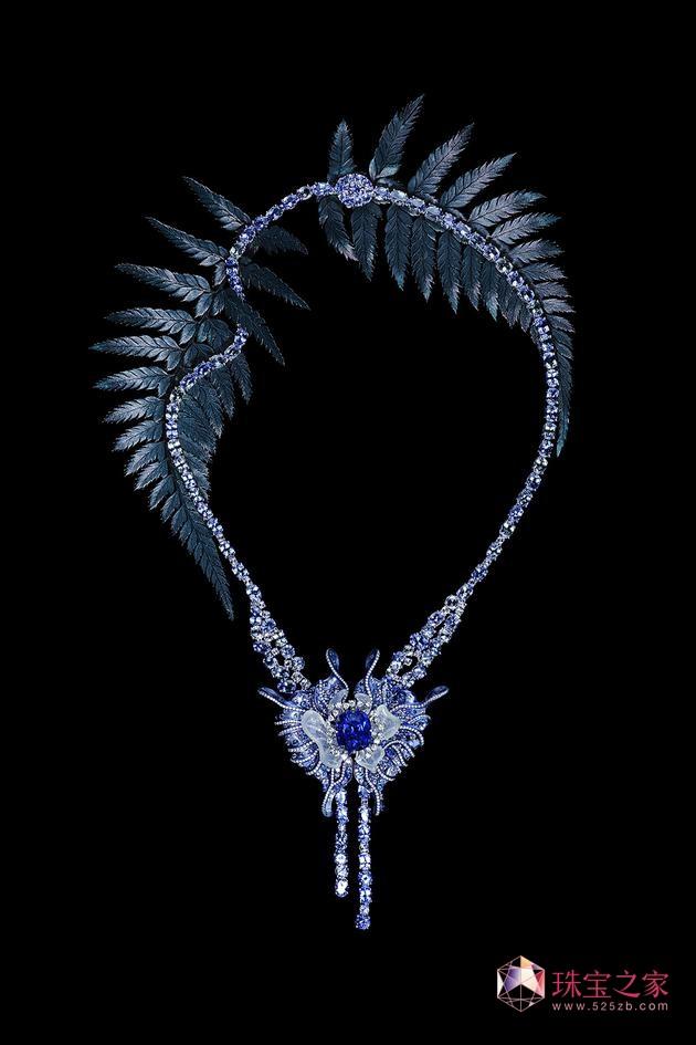La Orchidee suite-necklace套链