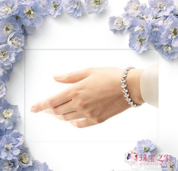 温斯顿花园花卉珠宝