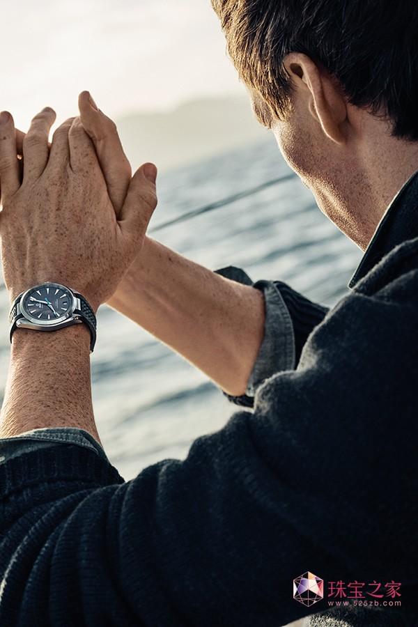 全新欧米茄海马系列Aqua Terra腕表