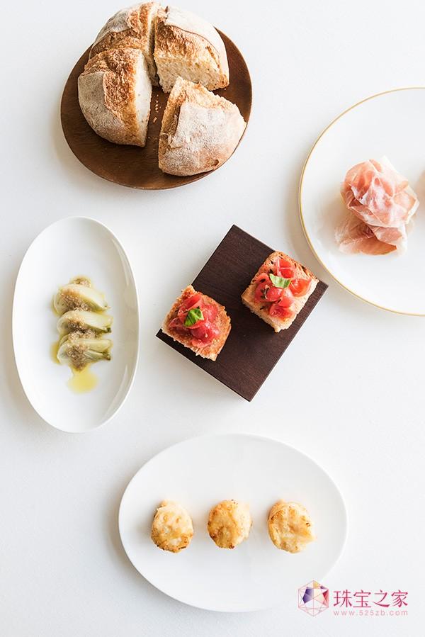 宝格丽酒店及度假村臻呈专属意式美食