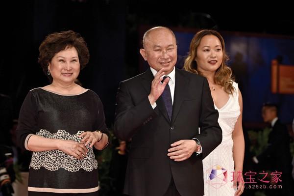 华人影星闪耀第74届威尼斯国际电影节红毯