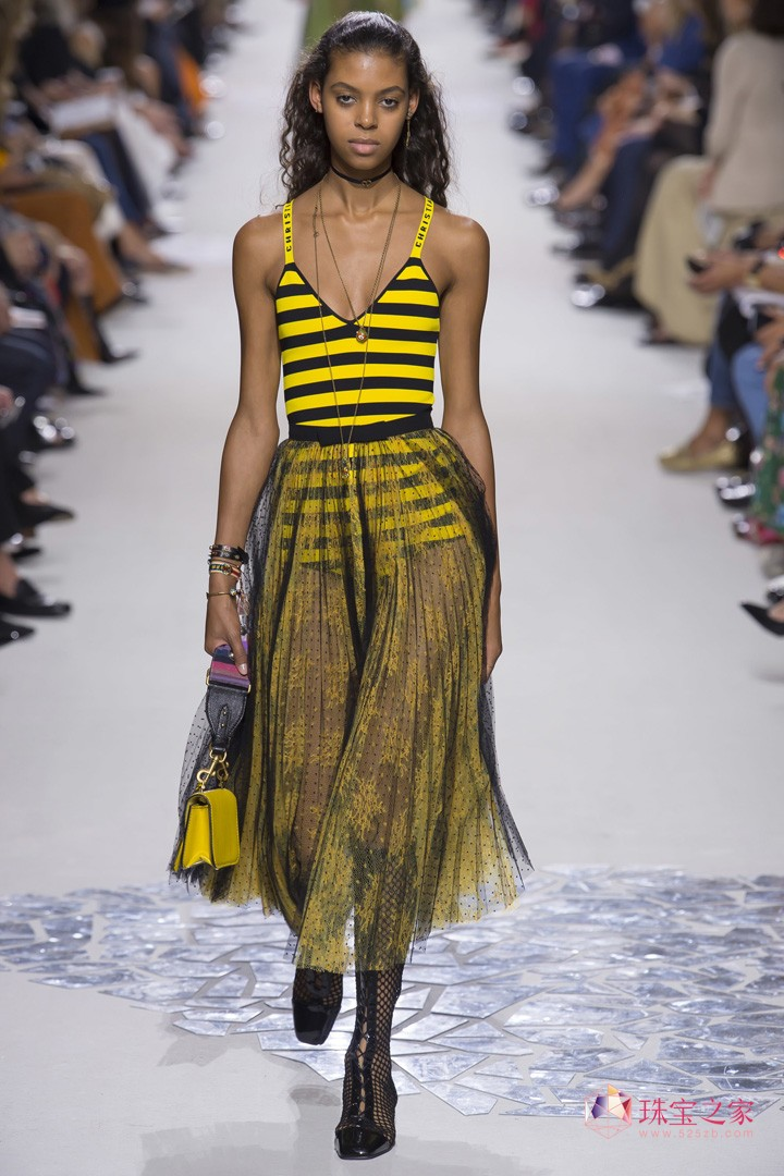 Dior 春夏 时装秀 迪奥女装 艺术家 巴黎时装周