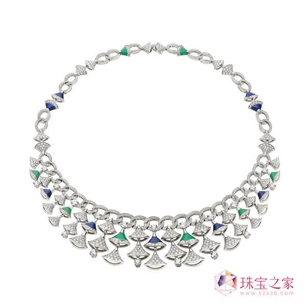 BVLGARI 幸运符 勇敢 梦想 罗马女伶 扇形 珠宝腕表