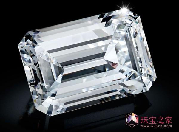佳士得将于11月拍卖史上最大钻石 163.41克拉D色IIA钻石