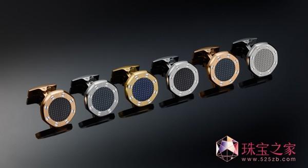 大格纹装饰表盘,爱彼皇家橡树系列霜金腕表上市