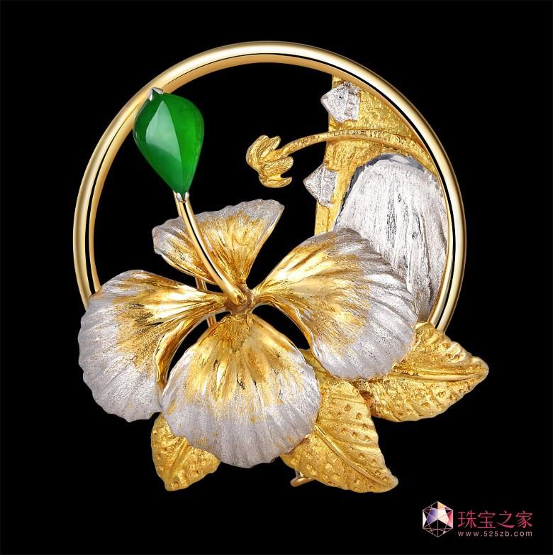 悦己珍藏 审美 珠宝设计师 珠宝艺术 毕靖
