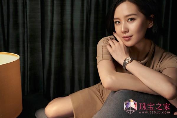 刘诗诗加入欧米茄名人大使大家庭