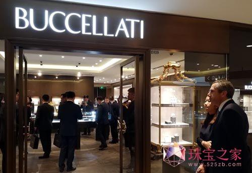 意大利顶级珠宝品牌BUCCELLATI中国大陆首家精品店在沪揭幕