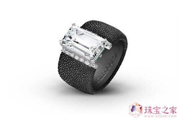 佳士得 瑰丽珠宝拍卖 帝致 无暇钻石项链