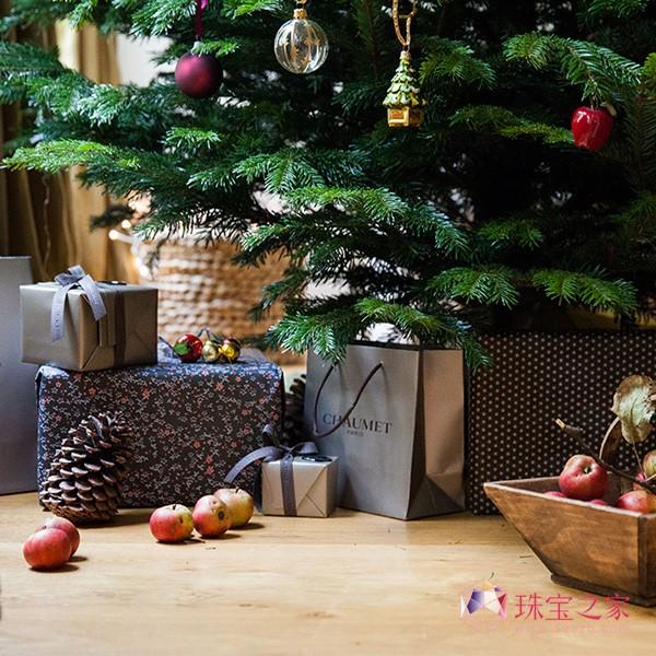CHAUMET 尚美巴黎为圣诞再添一份绚丽