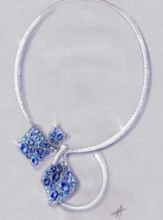海外珠宝设计魅力欣赏