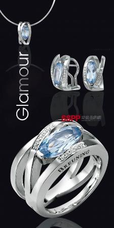 breuning珠宝:优美而典雅