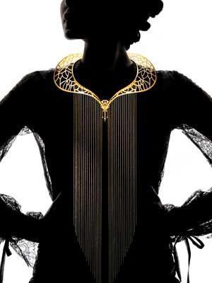 璀璨珠宝:金色潮流 阳光物语