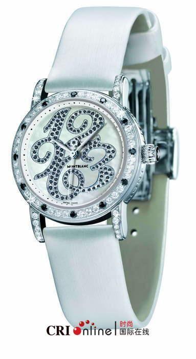 贵气奢华 万宝龙珠宝系列腕表