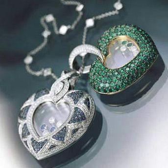 萧邦珠宝:炫彩奢华