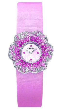 女装名品手表:把握时尚流行色