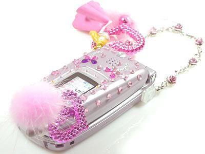 手机配饰 小女生最爱 女人呢
