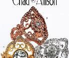 Chad Allison复古宫廷式美饰的神话