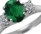 爱神喜爱的宝石 见证爱情的戒指