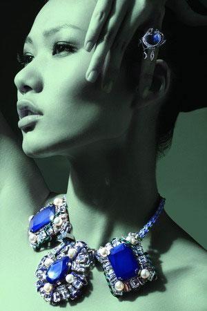 奢靡风格 夸张高级珠宝