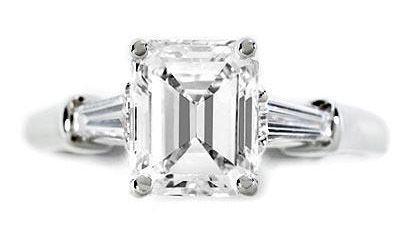 10款流行钻石婚戒 你爱哪款