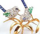 卡地亚手工打造全球唯一古董珠宝