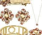LV一千零一夜珠宝系列 又现花朵设计
