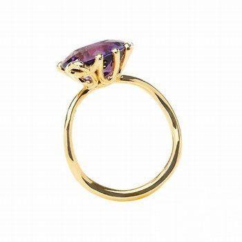 超美感奢侈钻戒 让爱停留在指上