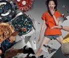 五大品牌腕表共绎炫色之舞
