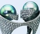 第三届大溪地珍珠首饰设计比赛得奖作品选