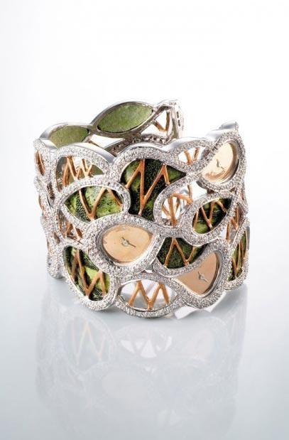 第七届香港珠宝设计比赛作品大赏