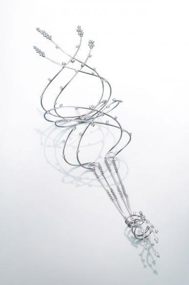 首饰设计图手稿素描