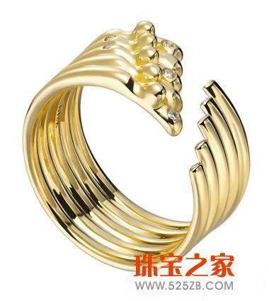 国际珠宝设计大赛获奖作品赏